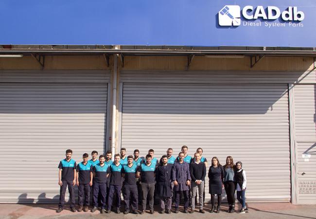 CADdb Factory
